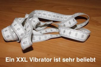 XXL Vibrator